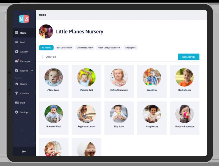 Children Profiles