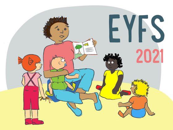 Getting Ready For EYFS 2021