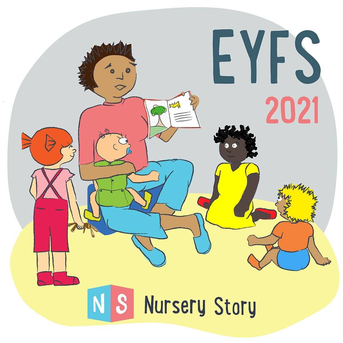 Getting Ready For EYFS 2021Getting Ready For EYFS 2021